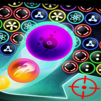 Bubble Shooter : Galaxy Defense