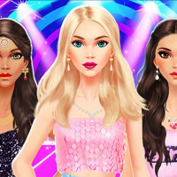 Dress Up Makeup Games Fashion Stylist for Girls