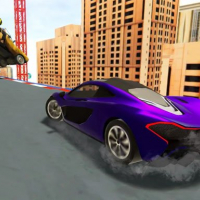 Extreme Stunt Car Race